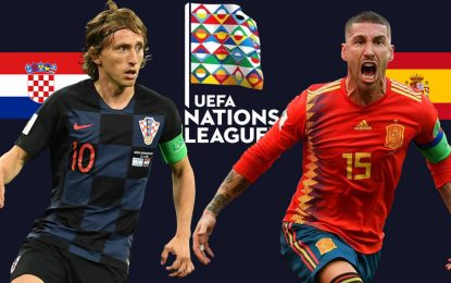 Croatie-Espagne : streaming live – Ligue des Nations
