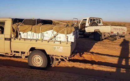 Smar : Douaniers attaqués par des contrebandiers voulant récupérer leur marchandise