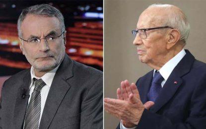 Ayadi accuse Caïd Essebsi de complicité dans… l'assassinat de Zouari (Vidéo)
