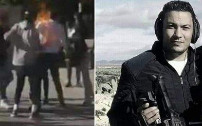 Kasserine: Décès d'A. Zorgui immolé par le feu, arrestation d'un jeune suspect