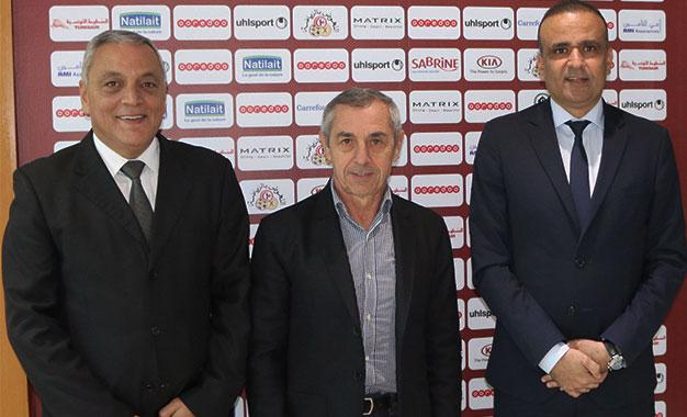 Alain Giresse n'est plus sélectionneur de la Tunisie