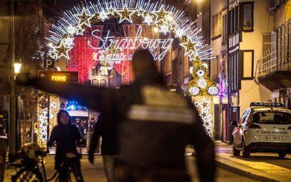 Attaque terroriste de Strasbourg : L'auteur traqué par la police