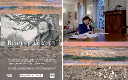Cinémathèque tunisienne : ''Béatrice, un siècle'', un film hommage à Béatrice Slama
