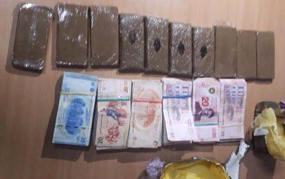 Béja : Arrestation d'un dealer lié à un réseau de drogue en Algérie