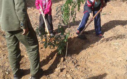 Tunis : Vacances scolaires studieuses au parc du Belvédère