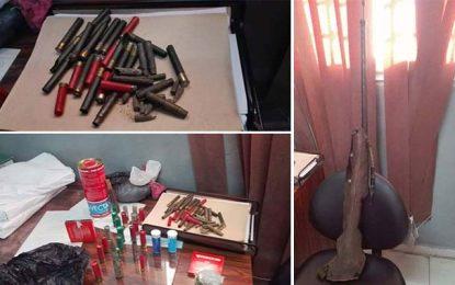 Bizerte : Découverte de 2 ateliers illégaux de fabrication de fusils de chasse