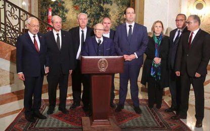 Ridha Belhaj : Ennahdha, Machrou et la Coalition sont la nouvelle troïka