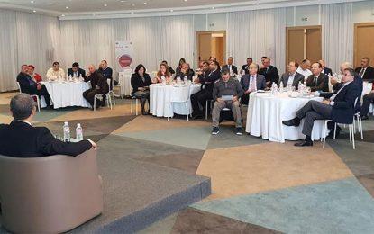 Conférences économiques, lobbying et gros business