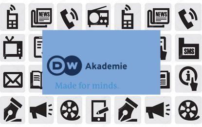 Médias : La DW Akademie présente ses activités en Tunisie
