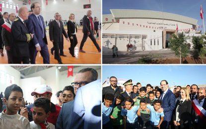 Chahed annonce: 100 terrains de sport dans les quartiers populaires