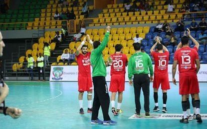 Handball : Les Tunisiens déroulent devant les Serbes
