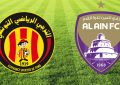 Coupe du monde des clubs : Espérance-Nadi Al Ain en quart de finale