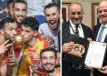 Centenaire de l'Espérance: Le président de la Fifa confirme