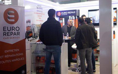 Tunisia Automotive 2018 : Euro Repar Car Service présente son offre multimarque