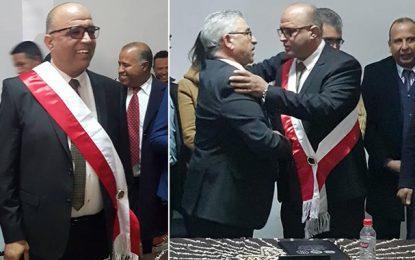 Le candidat Nidaa, Faiçal Remili élu maire de Sbeïtla