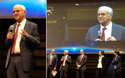 France : Dr. Faiez Zannad, lauréat des Etoiles de l'Europe 2018