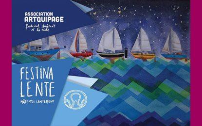 Festina Lente : Un festival marin et artistique à Sidi Bou Saïd