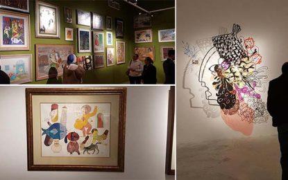 Palais Kheireddine : Exposition en hommage à l'artiste Abdelaziz Gorgi