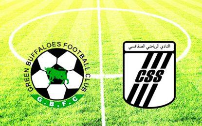 Coupe de la CAF : Club sfaxien-Green Buffalos au second tour