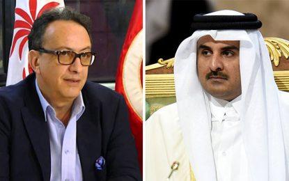 Hafedh Caïd Essebsi sollicite la médiation du Qatar entre Nidaa et Ennahdha