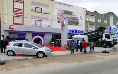 Italcar renouvelle et agrandit son agence à Kairouan