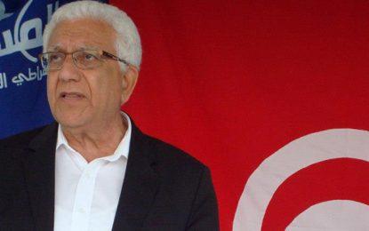 Jounaidi Abdeljaoued, nouveau secrétaire général d'Al-Massar