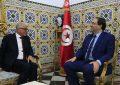 Pour se concentrer sur sa campagne présidentielle, Chahed délègue momentanément ses fonctions à Morjane