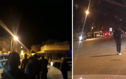 Neuf arrestations à Kasserine après une nuit de violence à la cité Ennour