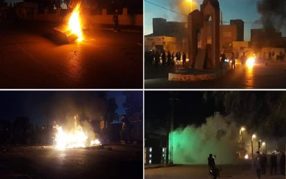 Kasserine : Heurts à la cité Ennour suite au décès du journaliste de Telvza