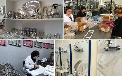 Industrie: Les AMS, une marque tunisienne qui se défend bien