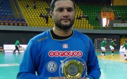 Handball : Majed Hamza écarté de l'équipe de Tunisie pour le Mondial