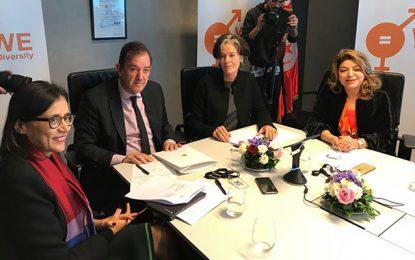 Partenariat Orange Tunisie et Giz en faveur des femmes méritantes