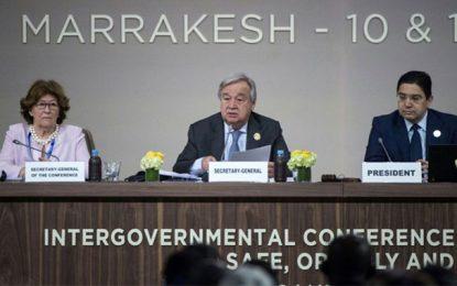 Lecture objective du Pacte de Marrakech sur les migrations