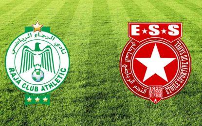 Coupe arabe des clubs : Raja-Etoile du Sahel transféré à Rabat