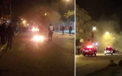 Heurts à Sidi Bouzid : Cinq suspects placés en détention
