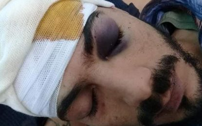 Sidi Bouzid : Des jeunes artistes agressés par un salafiste
