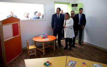Tunisie : Le 1er centre public pour enfants autistes ouvre à Sidi Hassine