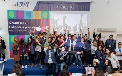 Fondation Biat : Les 4e Spark Days à l'ENAU Sidi Bou Said