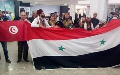 Le 1er vol de Damas-Monastir après 8 ans d'absence (vidéo)