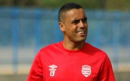 Club africain : Deux semaines d'absence pour Wissem Ben Yahia