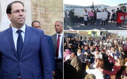 Chahed : La loi sera appliquée aux enseignants boycottant les examens