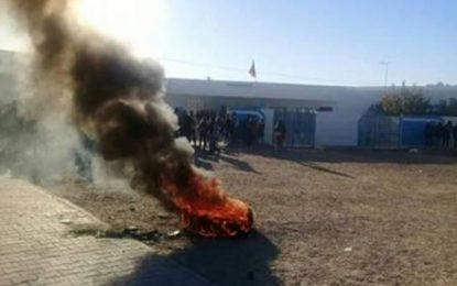 Boycott des examens : Violentes manifestations des élèves