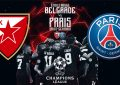 Belgrade-PSG : Ligue des champions en Direct