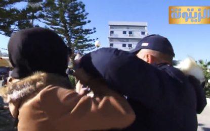 Sfax : L'affaire de la journaliste agressée par un enseignant en justice (vidéo)