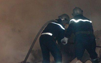 Drame à Oued Ellil : Décès d'une mère et de ses 3 filles dans un incendie