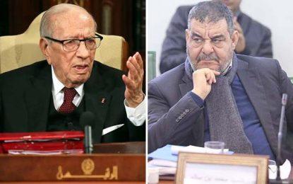 Ben Salem : Caïd Essebsi continue de diviser les Tunisiens