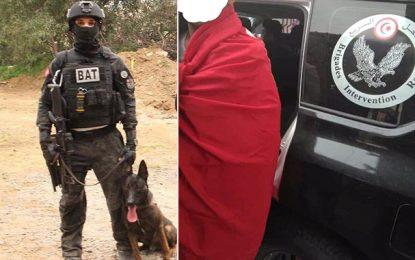 Opération antiterroriste de Jelma : Le policier blessé rentre chez lui