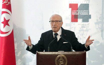 «Le dinar ne vaut plus rien !», lance cyniquement Béji Caïd Essebsi