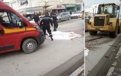 Ben Arous : Un homme de 86 ans écrasé par un tracteur
