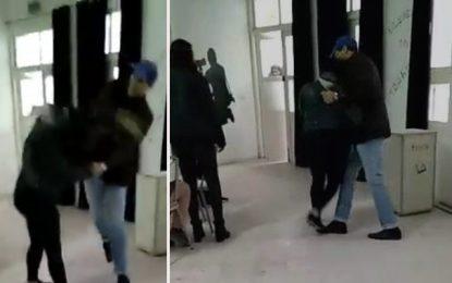 Agression d'une élève  à Béni Khalled : Le prof se dit maniaco-dépressif